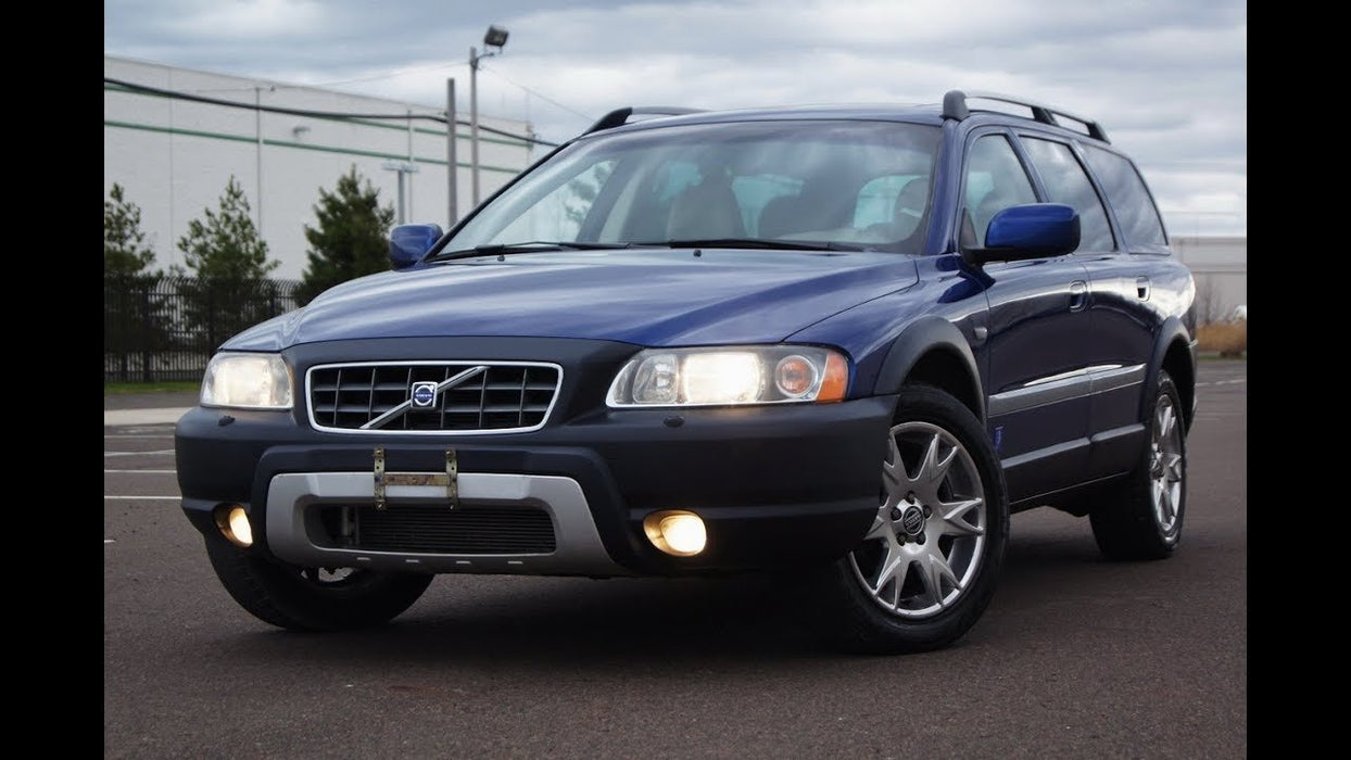 2000-2007 - VOLVO - V70 AWD (EXC. V70 XC) - BC Racing Coilovers