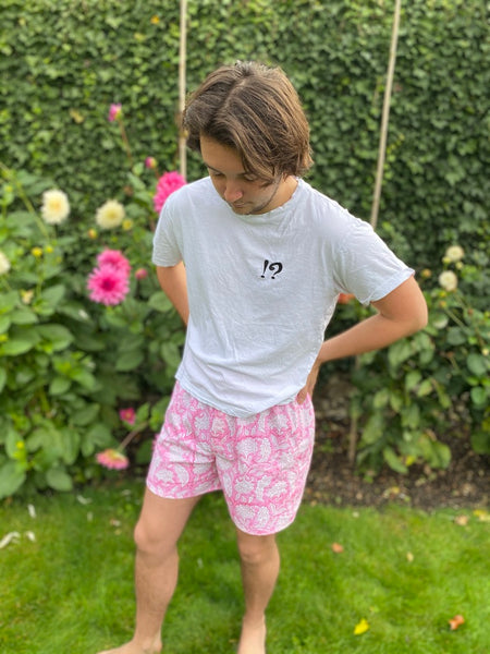 Boxer Short - Pretty in Pink