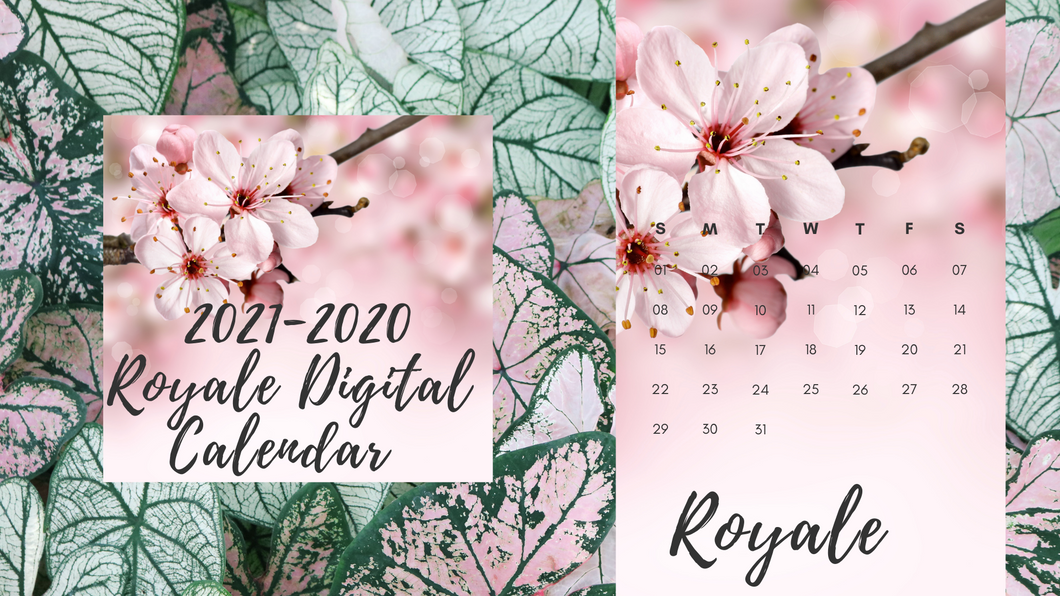 2021-2022 Digital Daily Planner - FashionablyRoyale [ Customized, T-Shirts, Apparel]