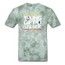Load image into Gallery viewer, Young Gifted & Black Shirt - FashionablyRoyale [ Customized, T-Shirts, Apparel]