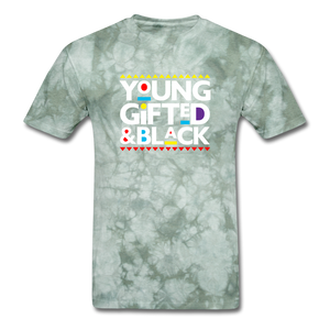 Young Gifted & Black Shirt - FashionablyRoyale [ Customized, T-Shirts, Apparel]