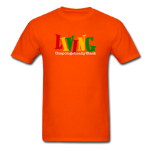 Load image into Gallery viewer, Living Unapologetically Black Shirt - FashionablyRoyale [ Customized, T-Shirts, Apparel]