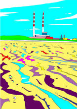 Load image into Gallery viewer, Poolbeg Towers, Sandymount