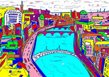 Load image into Gallery viewer, River Liffey Blue