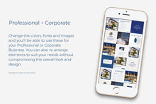 Load image into Gallery viewer, Instagram Content Marketing Templates (Canva + Photoshop)