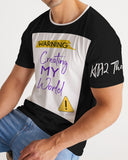 Warning: Culturally Relevant Men's Tee