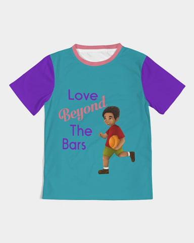 Love Beyond the Bars-Kids Tee