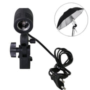 Flash Umbrella Single Head Bulb Holder