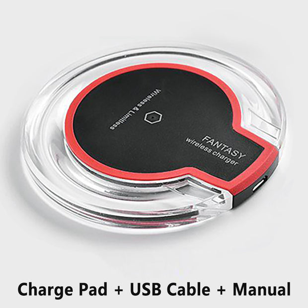 USB Wireless Charging Pad