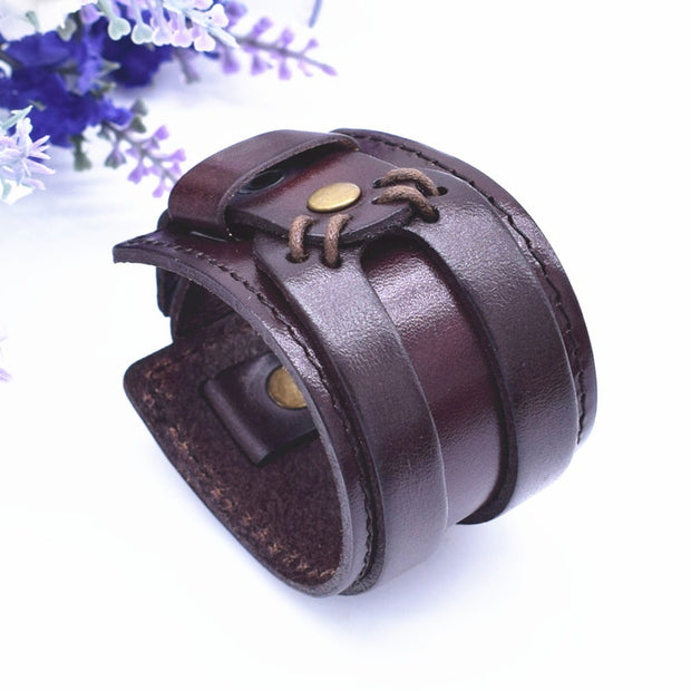 Adjustable Button Cuff