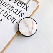 Glossy Popular Marble Expanding Phone Stand Grip Finger Rring