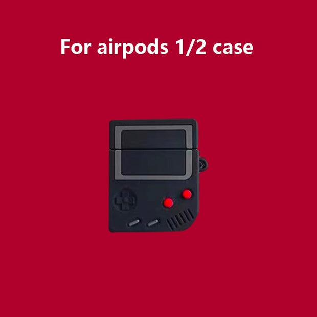Protective Cute silicone for airpods case