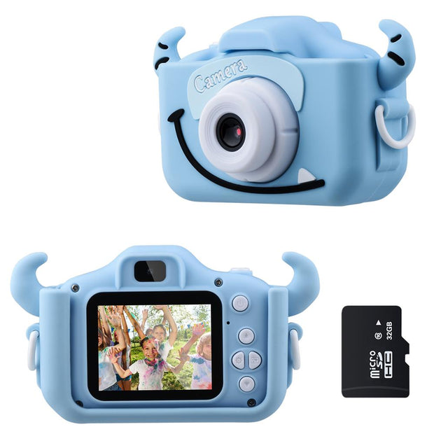 Dual Selfie Video  Camera