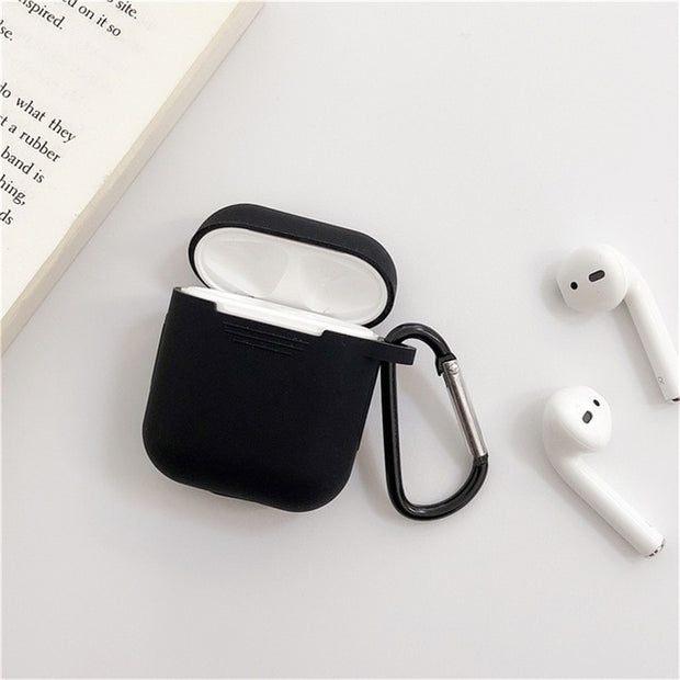 Mini Soft Silicone Case For Apple Airpods Shockproof