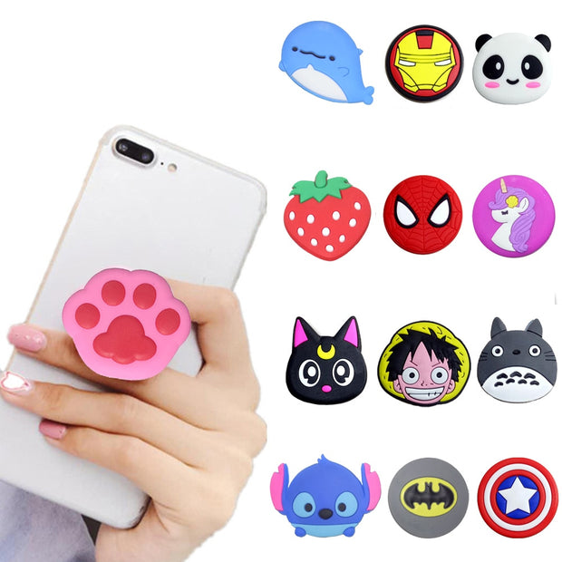 Universal mobile phone bracket Cute 3D Animal