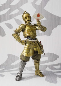 Samurai Star Wars C3-PO Honyaku Karakuri C-3PO Meisho Movie Realization Figure