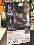Han Solo Star Wars The Force Awakens SH Figuarts Figure by Bandai