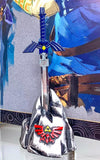 Master Sword in the Stone Letter Opener Display (Blue)