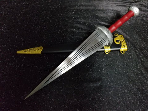 Seven Deadly Sins Liz Sword Metal Replica