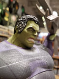Hulk Endgame Track Suit Gallery Statue