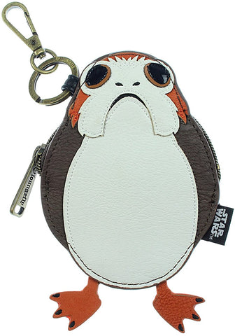 Porg Coin Purse by Loungefly Star Wars