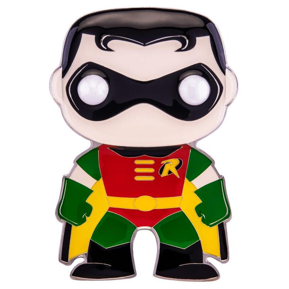 Robin Funko Pop! Large Enamel Pin