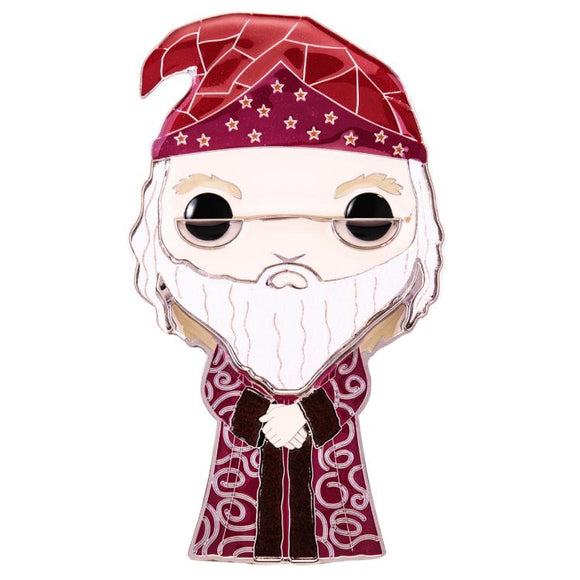 Albus Dumbledore Funko Pop! Large Enamel Pin