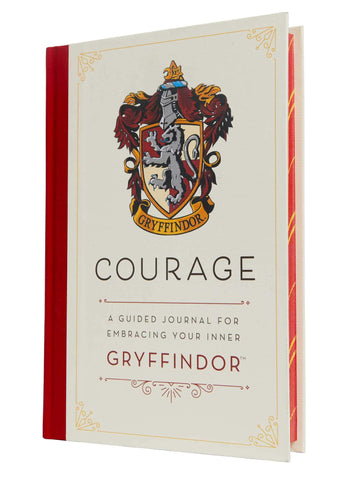 Harry Potter: Courage: A Guided Journal for Embracing Your Inner Gryffindor