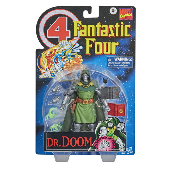 Doctor Doom Marvel Retro Collection Marvel Legends Vintage Variant 6