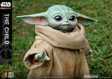 The Child (Baby Yoda) Life size figure by SideshowHot Toys