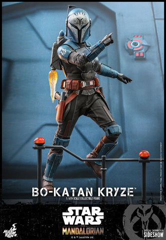 *Pre-Order* Bo Katan Kryze Sixth Scale Figure by Hot Toys