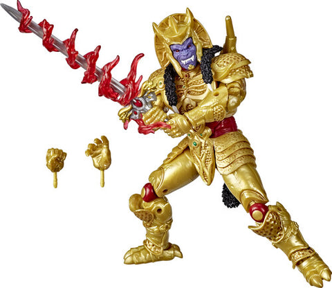 Goldar MMPR Lightning Collection Figure