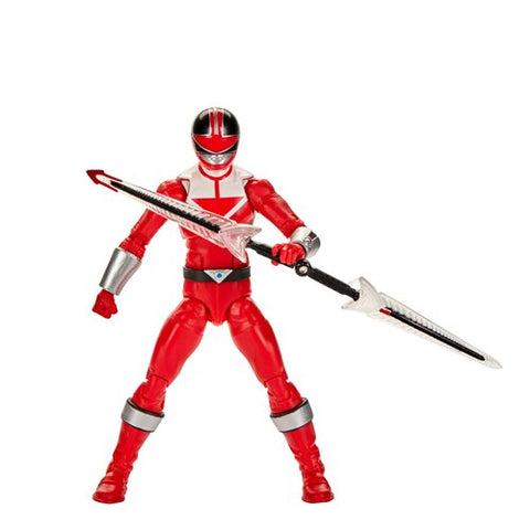 Time Force Red Ranger Lightning Collection Figure