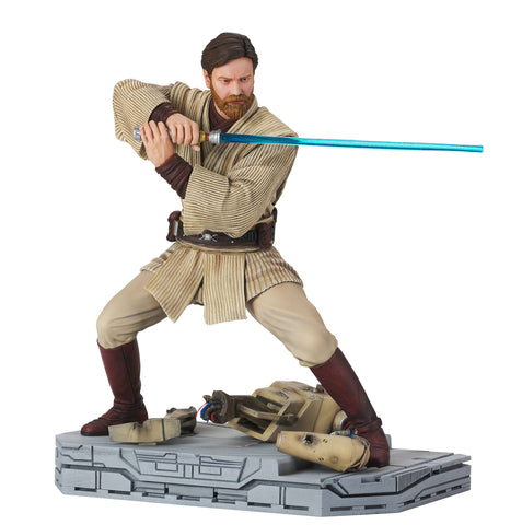 *Pre-Order* Obi-Wan Kenobi Revenge of the Sith Milestones Statue by Gentle Giant