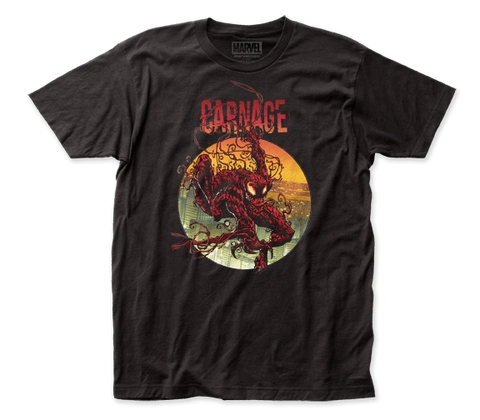 Marvel's Carnage Climbing Out Unisex TShirt