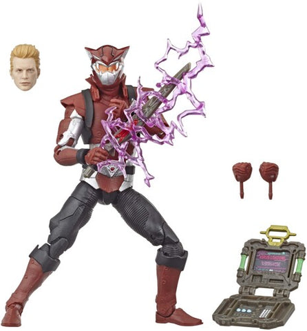Cybervillain Blaze Power Rangers Lightning Collection