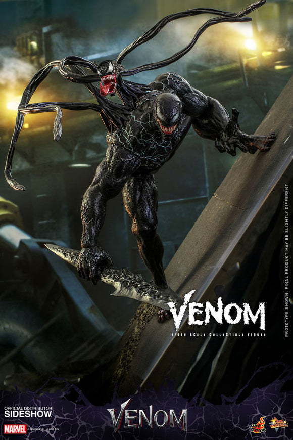 *Pre-Order* Venom Movie Masterpiece Sixth Scale Figure by Hot Toys