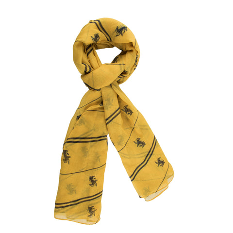 Hufflepuff Fashion Scarf