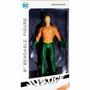 "Aquaman Comic 8"" Bendable Figure"