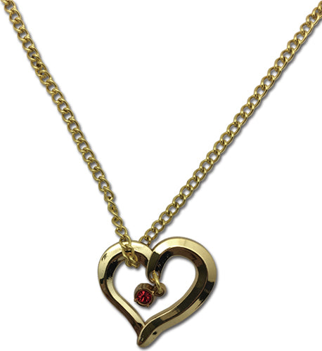Heart Necklace inspired by Karen from the anime Sword Art Online (SAO).