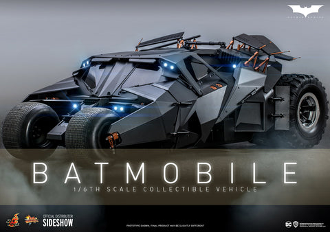 *Pre-Order* Batmobile Batman Begins Sixth Scale Figure by Hot Toys