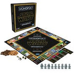 Star Wars Saga Edition Monopoly