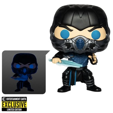 *Pre-Order* Sub-Zero Glow-in-the Dark Funko Pop! EE Exclusive