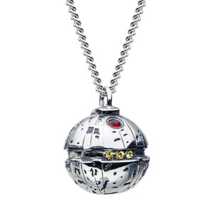 Thermal Detonator Sterling Silver Necklace by RockLove