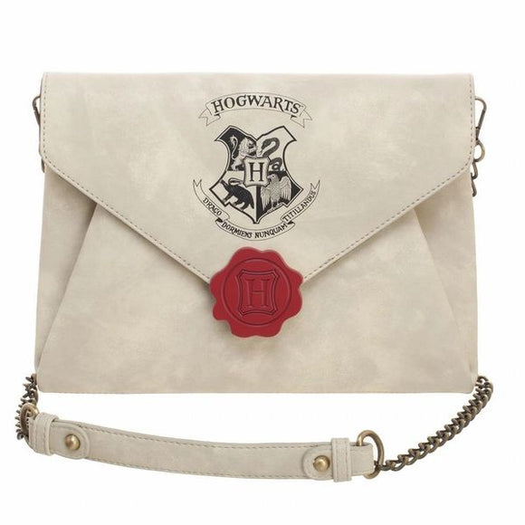 Letter to Hogwarts Envelope Clutch Bag