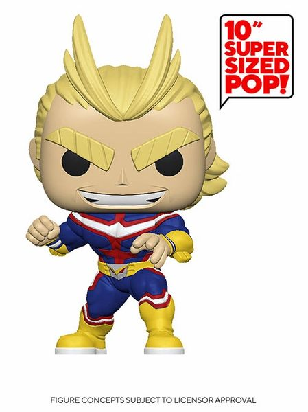 All Might 10
