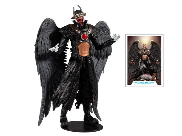 Hawkman Batman Who Laughs DC Multiverse Mcfarlane Figure