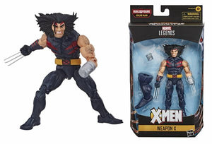 Weapon X Marvel Legends Sugar Man BAF