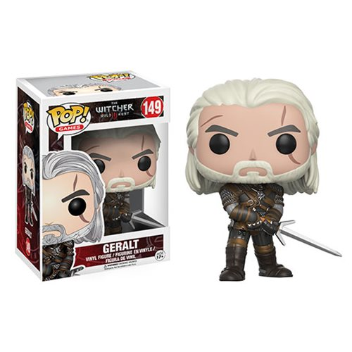 Geralt Witcher Funko Pop!