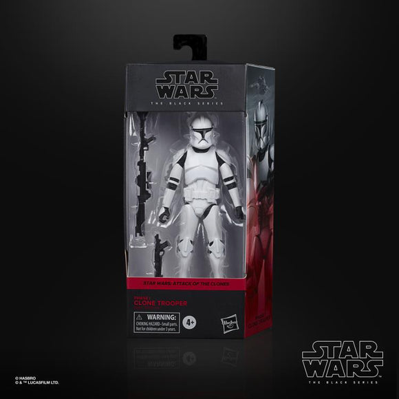 *Pre-Order* Clone Trooper (AOTC) Black Series 2020 Wave 2